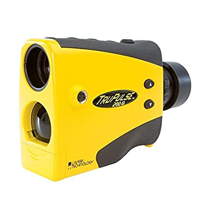 Laser Technology TruPulse 200B Laser Rangefinder by Webyshops