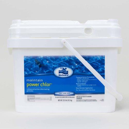 BioGuard Power Chlor (22.5 lb) ()
