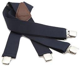 Carhartt Men\'s Utility Suspender,Navy,One Size