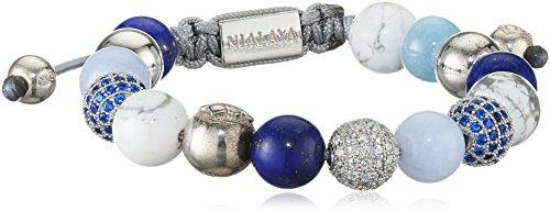 Nialaya - Bracelet - Argent 925 - WCZ10_003 - S