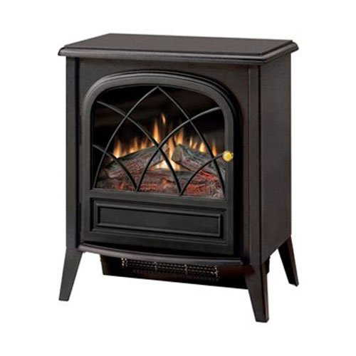 Dimplex North America ES2033 Black Compact Electric Stove, Black by Dimplex North America Ltd