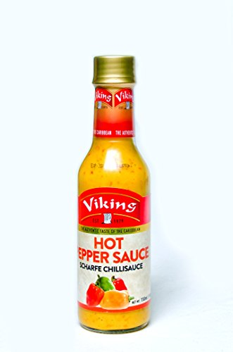 - Viking Hot Pepper Sauce 5.8oz