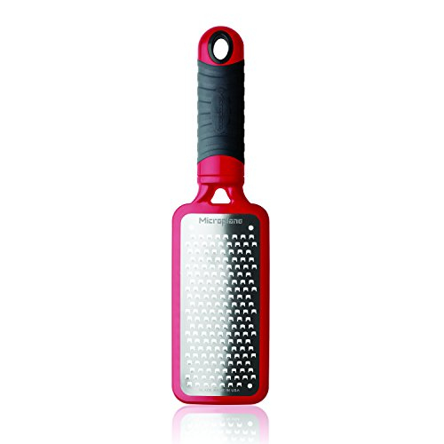 MICROPLANE 44101 Home Series 2.1 Coarse Grater 18/8 Red