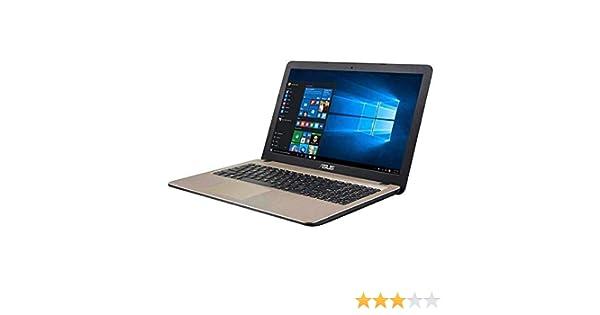 Asus PORTATIL I3 F540LA-DM1069T 5005U 4GB 1TB 15.6 HDMI BT USB3 USBC W10 Negro: Amazon.es: Electrónica