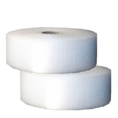 UBOXES Small Bubble Cushioning Wrap 700' 3/16'', Bubble Roll 12'' Wide, Perforated Every 12''