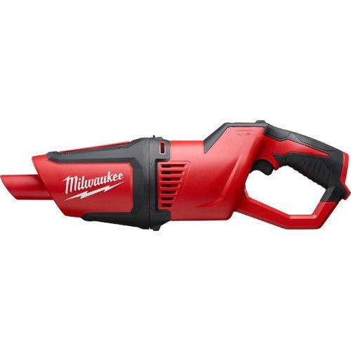 (Milwaukee 12V Cordless Li-Ion Vacuum (Bare Tool) 0850-22)