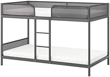 Tuffing Bunk Bed Frame Dark Grey Buy Online At Best Price In Uae Amazon Ae