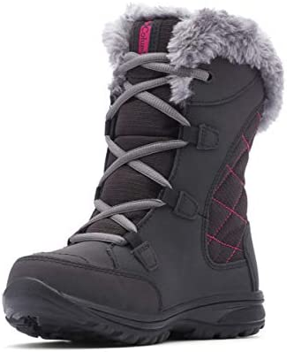 Columbia Youth Ice Maiden Lace Winter Boot (Little Kid/Big Kid)