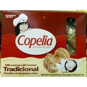 Panelitas de Arequipe y Coco - Copelia 9.7 Oz (Pack of 2) (Coco Milk)