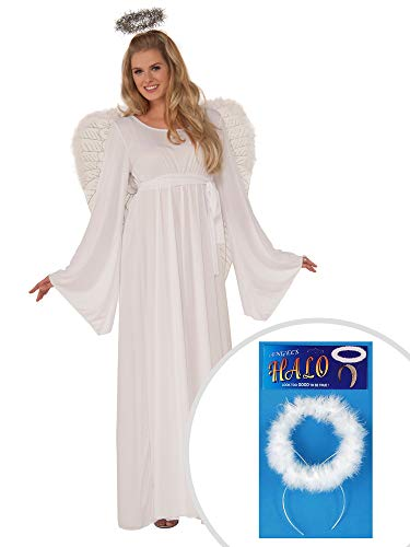 Angel Costume Kit Adult Standard with Halo for $<!--$25.99-->