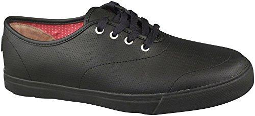 Skechers Womens Go Vulc - Sneakers Mode Sud Noir Bay Noir