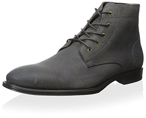 Franklin & Freeman Mens Scott Spets-up Boot Grå
