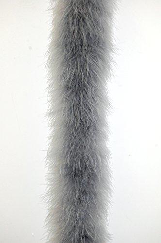 Marabou Feather Boa 2 Yards Long (72