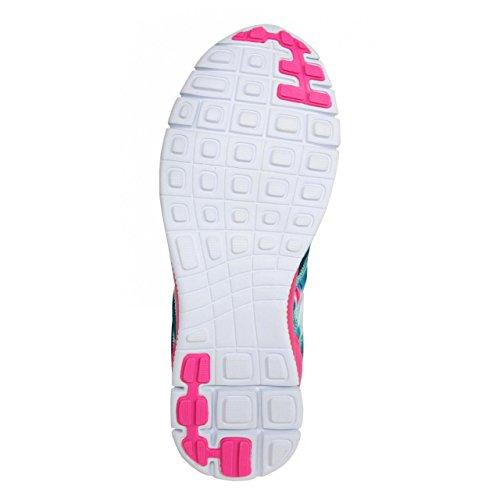 Scarpe sport per Donna BASS3D 41097 TEXTIL FUCSIA