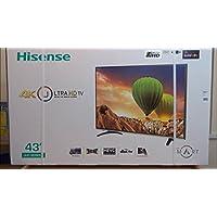 Hisense 43inch Class 2160p 4K UHD Built-in Wi-Fi Smart HDTV