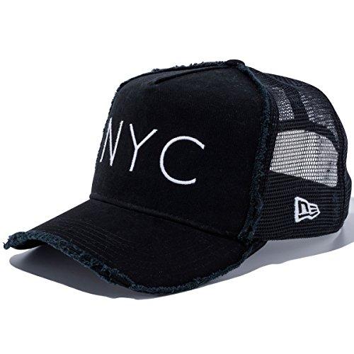 New Era(ニューエラ) 940 スナップバック キャップ ディーフレームトラッカー ダメージ ニューヨークシティ 11404671 11597945