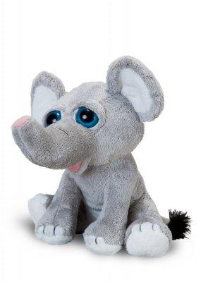 Petjes Bright Peluche Elephant 20cmGiocattoli World Eyes Nn08wm