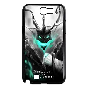 Samsung Galaxy Note 2 N7100 Phone Case League Of Legends F5A7130 by Maris's Diary