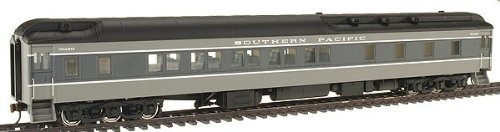 Ready to Run Walthers HO Scale 10559 Heavyweight Pullman 10-1-2 Sleeper Southern Pacific (TM) Two Tone Gray