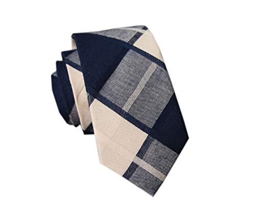 Cravatta Grigio scuro blu Acvip e uomo da 8qcdaw