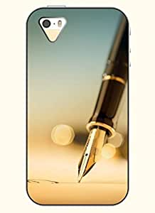 OOFIT Phone Case design with Fountain Pen for Apple iPhone 4 4s 4g