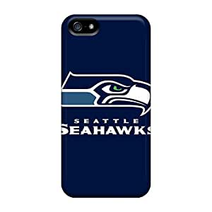 MansourMurray Iphone 5/5s Great Hard Cell-phone Cases Support Personal Customs Colorful Seattle Seahawks 6 Image [bdZ4941clib]