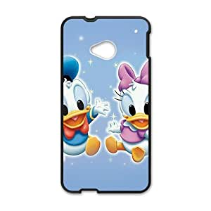 Happy Donald Duck Phone Case for HTC One M7 case