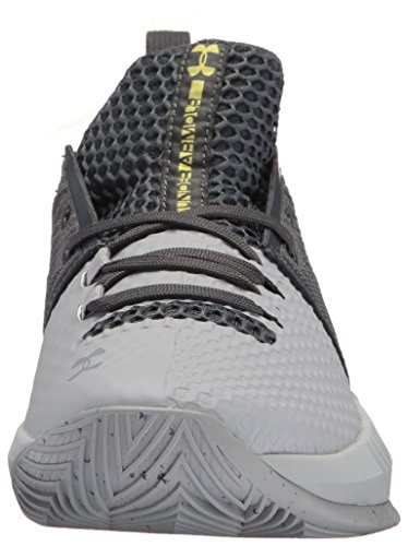 da Gray Under Stealth 4 Overcast Uomo Low Gray Scarpe Stealth Drive Armour Basket Gray UA WCCSzYqr7