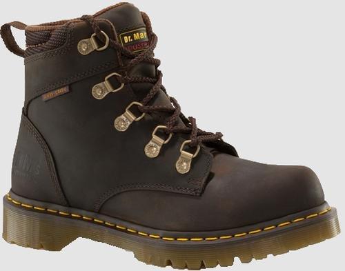 Dr. Martens Men's Holkham NS Hiker Boots,Brown,13 UK / 14 US M