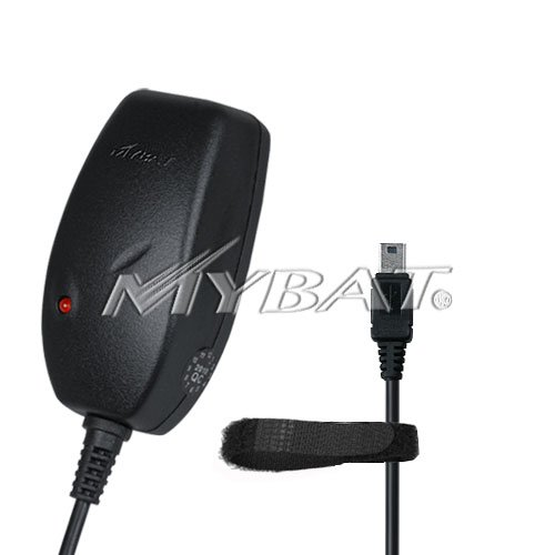 8525 Snap - Premium Mybat Brand Wall Charger for HTC: 5800, 6800, 8525, 8925, ADR6200 (Droid Eris), DASH, Dash 3G, Fuze, G1, Hero, myTouch 3G, myTouch 3G (3.5mm jack), myTouch 3G (Fender), Pure, S511 (SNAP), Shadow, SHADOW09, TOUCH, Touch Diamond (CDMA), Touch Diamond (GSM), Touch Diamond (verizon), Touch Pro (CDMA), Wing, XV6175 (OZONE), XV6850/Touch Pro (CDMA-Verizon), XV6900, XV6975 (Imagio)