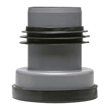 Wessper Cromo Mango Pipa Tubo De Extremo doblado para Numatic NVH-200