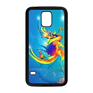 Samsung Galaxy S5 Phone Case Colorful fish Q3S33W8969