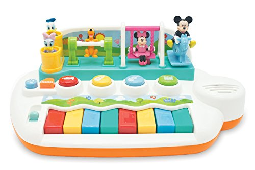 Kiddieland Toys Limited Mickey Mouse & Friends Activity Pian