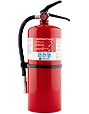 First Alert Pound Professional Fire Extinguisher, 1 Pack, Red