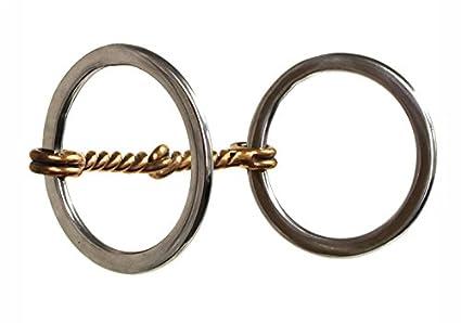 Amazon.com: El anillo de alambre de cobre trenzado Colorado ...