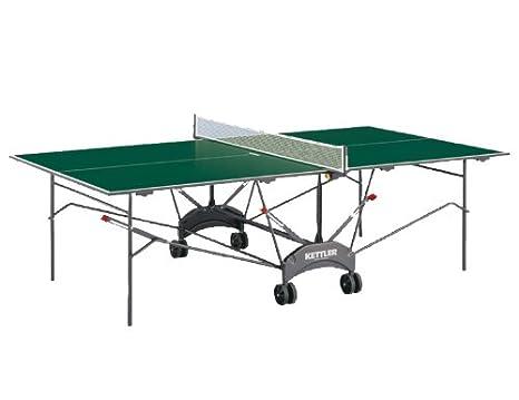 Kettler Classic Pro Exterior Mesa Mesa de Ping Pong: Amazon.es ...