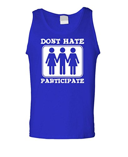 DONT HATE PARTICIPATE threesome funny