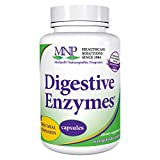 Michael's Naturopathic Programs Digestive Enzymes - 180 Gelatin Capsules - Great Meal Companion, Assists in Digesting Protein, Fats, Starch, Dairy & Carbohydrates - Gluten Free - 180 Servings
