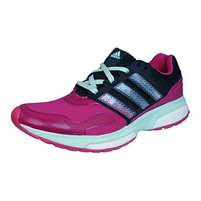 Adidas - Response Boost B22993 Colore Nero-rosa Taglia 38 6