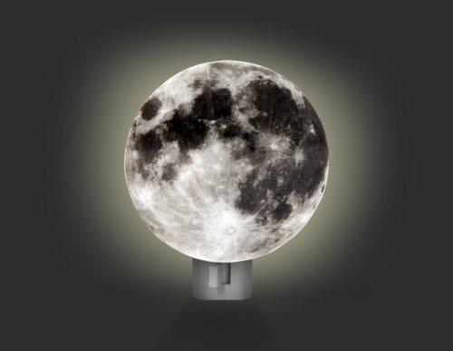 Kikkerland Moon Night Lights
