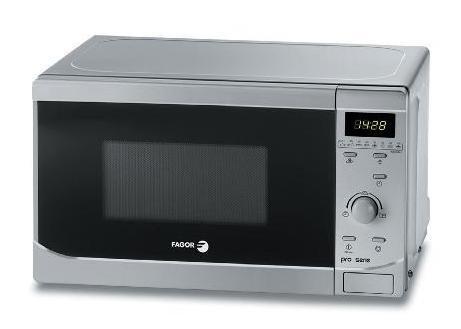 Fagor - Microondas Mo25Dgm, 800W, 20L, Congrill Simultaneo, Reloj ...