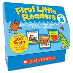 First Little Readers Level B Book (Set of 100)