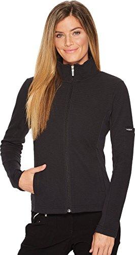 Straight Down Women's Swing Jacket Black ()