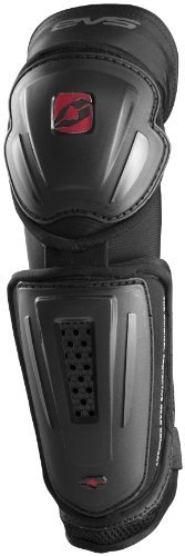 EVS SP Elbow Guards Protectors Pair Black Large/X-Large by Evs