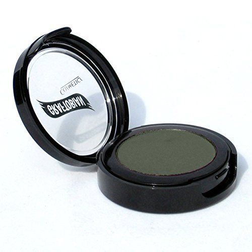 Graftobian Ultrasilk Matte Eye Shadow (Dark Jungle Green)]()