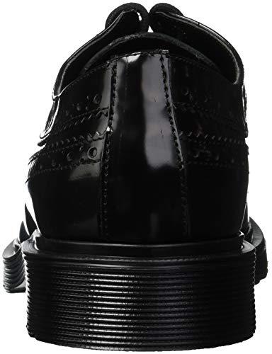 Nero Brouge Nero Uomo 8246547 BATA 6 Stringate Scarpe 1tXYF