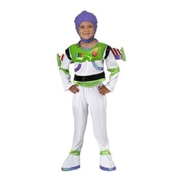Disney Buzz Lightyear Costume Age 6-7 Years (disfraz): Amazon.es ...