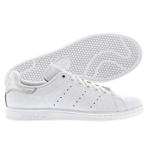 adidas スタンスミス オーストリッチ スニーカー 白