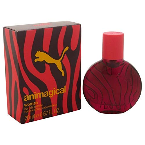 Puma Animagical Mini Eau de Toilette Spray for Women, 0.67 oz ()
