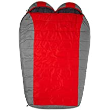 TETON Sports Tracker -15C Double-Wide Ultralight Sleeping Bag